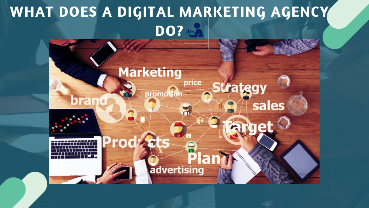 what does digital marketing agencies do